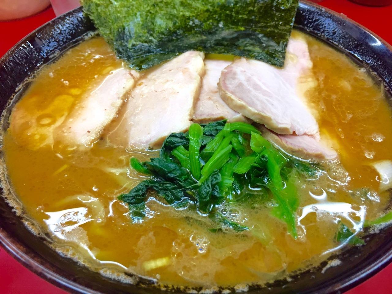 杉田屋 チャーシュー+油多め