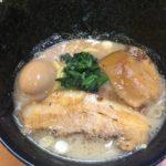 内田屋 スペシャル豚骨醤油麺