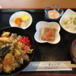 ニューあかいけ わかさぎ天ぷら定食