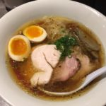 困った客 / ソラノイロ Japanese soup noodle free style本店 特製旨味出汁そば