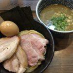文章頭の体力 / 煮干しつけ麺 宮元 特製極濃煮干しつけ麺