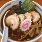 味噌汁最強説 / たけちゃんにぼしらーめん チャーシュー麺(しょうゆ)