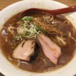 滑舌の点数 / 麺や七彩 喜多方らーめん(煮干)