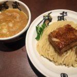 ブログを書く意味 / 麺屋武蔵 武仁 武仁つけ麺(並盛)