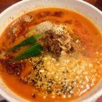 悲しみの坦々麺 / SHIBIRE BOODLE 蝋燭屋 坦々麺