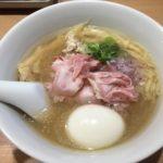 朝蕎麦サービス券終了のお知らせ / 鳳仙花 特製ラーメン