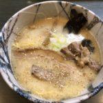 ケモノのアイデンティティー / 風来居 塩ラーメン