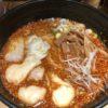 黒椿屋 赤坂店 麻辣ワンタン麺