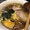 谷記 木場7号店 ラーメン、マーボー丼