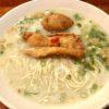 鶏料理有明 水炊きラーメン+味玉