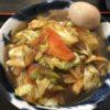 麵や 赤龍 スタミナラーメン(温)味玉入り