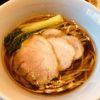 中華蕎麦 三藤 醤油蕎麦+自家製佃煮と卵かけごはんのセット