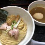 縁道 味玉つけ麺