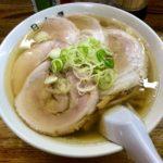 日向屋 チャーシュー麺
